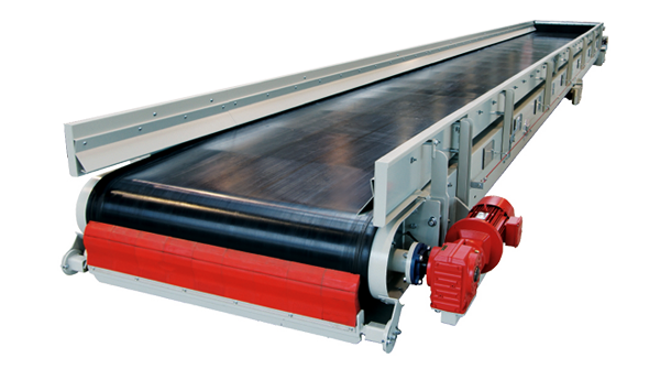 Flat bed conveyor 325